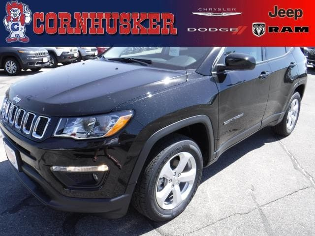 New 2017 Jeep Compass 9-Speed Automatic Transmission