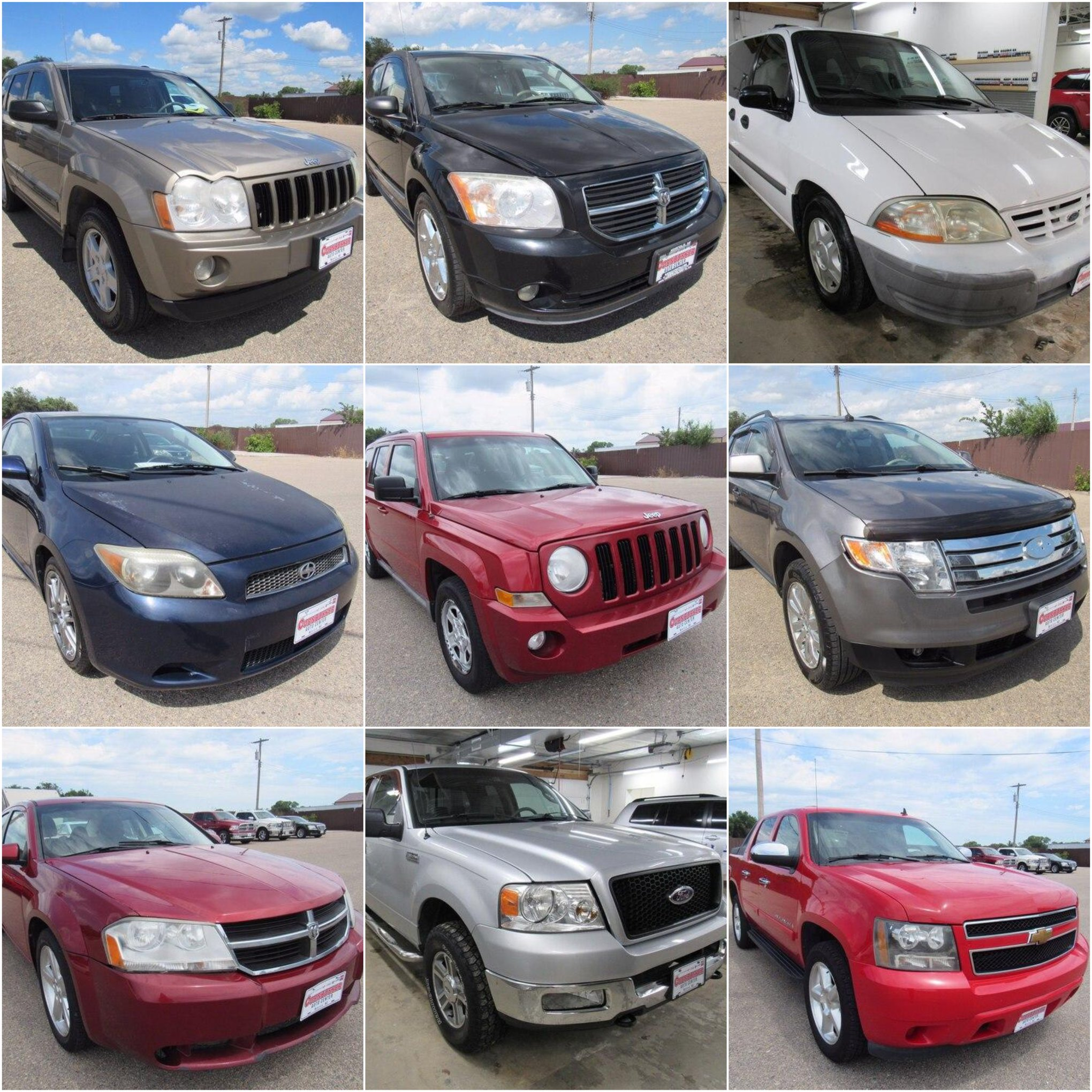 USED CARS UNDER $10,000